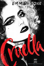 Cruella Small Poster