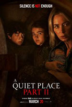Quiet Place 2 Small Poster