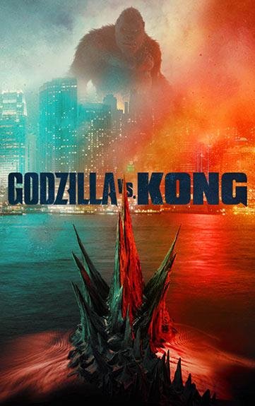 Godzilla Kong Poster