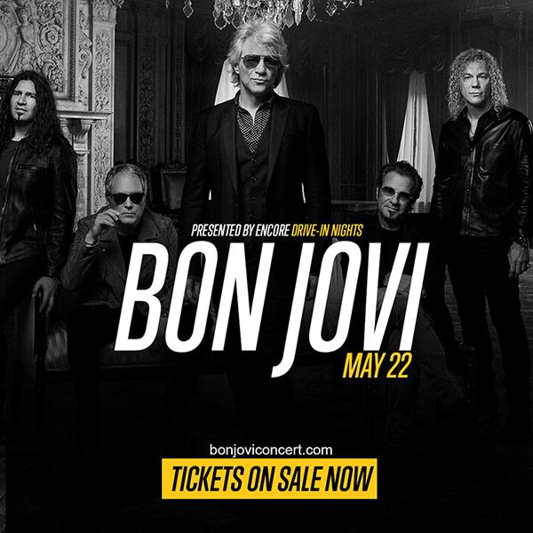 Bon Jovi Concert Image