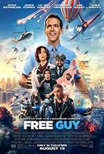 Free Guy Small Poster