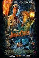Jungle Cruise Small Poster
