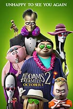 Addams Family 2 Small Poster
