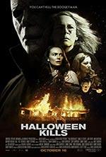 Halloween Kills Small Poster